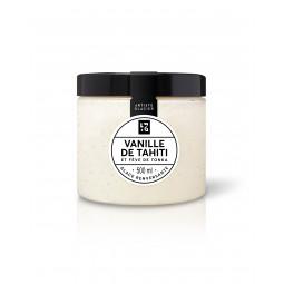 Glace vanille de Tahiti et...