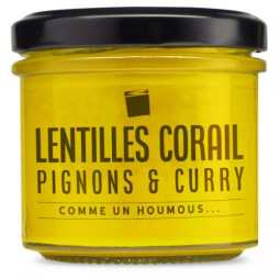 LENTILLES CORAIL, PIGNONS...