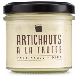 ARTICHAUTS À LA TRUFFE - 120g