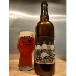 La Soif du Carrier - Bière...